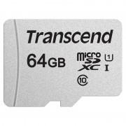 Cartão de Memória MicroSDXC Transcend 300S TS64GUSD300S - 64GB