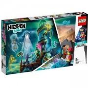 Конструктор Лего Хайдън Сайд - Фарът на тъмнината, LEGO Hidden Side 70431
