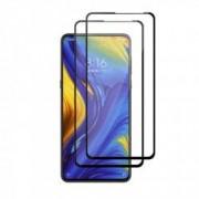 Set 2 folii protectie sticla securizata fullsize pentru Xiaomi Mi Mix 3 / Mi Mix 3 5g negru