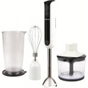 VITEK VT-3400 BW-I 800 W Chopper, Electric Whisk, Hand Blender(White, Black)