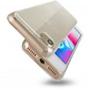 Para IPhone 8 Y 7 PC Volver Funda Protectora Transparente (transparent)