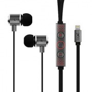 BoAt DSP 4000 Apple Certified Lightning Earphone (Black) With Digital Audio