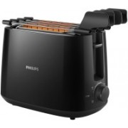 Philips HD2583/90 (882258390280) 600 W Pop Up Toaster(Black)