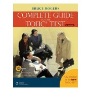 Complete Guide to the TOEIC Test (Rogers Bruce)(Paperback) (9781424002962)