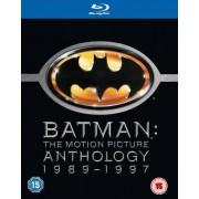Warner Home Video Batman: The Motion Picture (Antología 1989-1997)