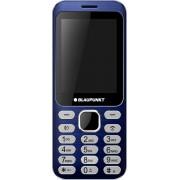 "Blaupunkt FL02 - 2,8"" mobiele telefoon met 2x sim en 1,3mp camera - Blauw"