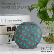 Royallite M198 Bluetooth Speaker with High Definition Sound Bass Compatible with All Smartphones.(Assorted Colors)