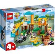 LEGO® Disney Pixar Toy Story 4 Aventura lui Buzz si Bo Peep pe terenul de joaca (10768)