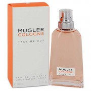 Thierry Mugler Take Me Out Eau De Toilette Spray (Unisex) 3.3 oz / 97.59 mL Men's Fragrances 547187