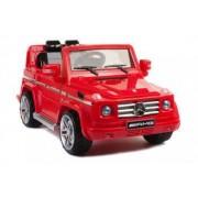 Masinuta electrica pentru copii Mercedes G55 AMG 12V CU ROTI MOI Rosu
