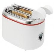Prajitor de paine Ariete AR1T20, 850 W, 2 felii (Alb/Rosu)