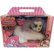 Puppy Surprise Steffi & Her Pups Plush
