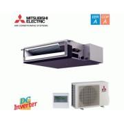 Duct Mitubishi Electric 9000 BTU inverter SEZ-KD25VAQ + SUZ-KA25VA4