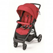 Baby Design Clever sport babakocsi - Piros
