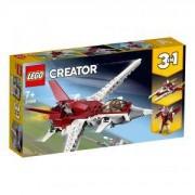 Конструктор Лего Криейтър - Футуристична летяща машина, LEGO Creator 31086
