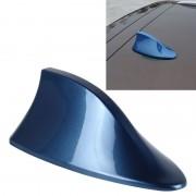 Universele auto antenne luchtfoto Shark Fin radiosignaal voor Auto SUV vrachtwagen Van(Blue)