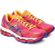 Asics Gel Nimbus 17 Women Running Shoes For Women(Multicolor)