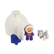 Set de joaca Polar Iglu - Tolo First Friends