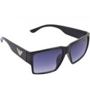 VASIDUDA Rectangular Sunglasses(Multicolor)