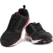 Fila Memory Windstar Running Shoes For Men(Black, Red)
