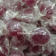 Dixons Cherry Balsams Maxons Retro Herbal Boiled Sweets