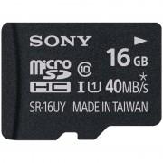 Cartão de Memória SDHC - Sony SR-16UYA - 16GB