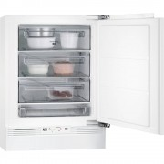 AEG ABE6822VAF Static Built Under Freezer - White