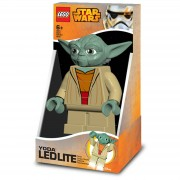 Lego Star Wars Yoda Torch with Batteries and 30 Minute Timer