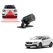 Auto Addict Car Styling Anti Collision Safety Line Led Laser Fog Lamp Brake Lamp Running Tail Light-12V Cars For Volvo V40