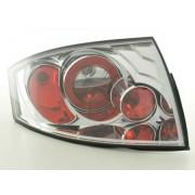 FK-Automotive Feux arrieres pour Audi TT (type 8N) An 99-06, chromé