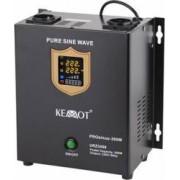 UPS Kemot pentru centrale termice PRO Sinus 300W 12V Protectie termica