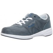 Propét Propet Walker Lavable Tenis para Mujer, Azul Rey/Blanco (Sr Royal Blue/White), 7 S US