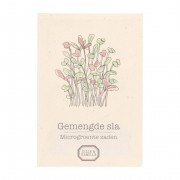 Dille&Kamille Micro-végétaux, salade mixte