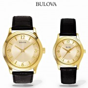 Reloj Bulova Corporate Pareja 97A70 H&M 97V25 TIME SQUARE™✪