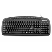 Teclado Super Multimídia USB Preto Multilaser - TC081