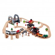 Hape Lift and Load Mining Playset E3752