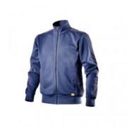 Diadora Felpa Con Zip Armeric Ii Blu Corsaro 702161206