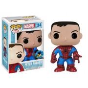 Marvel Spider-Man Peter Parker Vinyl Bobble-Head Figure