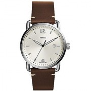 Fossil Analog White Dial Mens Watch - FS5275