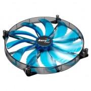 Ventilator AEROCOOL SILENT MASTER BLUE LED Ventilator 200x200x20mm
