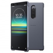Capa Style Cover Touch SCTI30 para Sony Xperia 1 - Cinzento