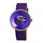 Crayo Cr0201 Button Unisex Watch