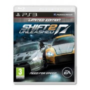 Need for Speed Shift 2 Unleashed Limited Edition PS3