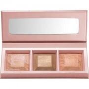 bareMinerals Face Makeup Bronzer Crystalline Glow Face Palette 1 Stk.