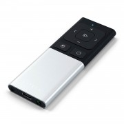 Satechi Wireless Remote Control - безжично блутут дистанционно за управление на вашите Bluetooth устройства (сребрист)
