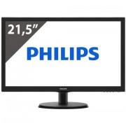 "Philips Monitor 21,5"" 226V5LSB2/10 - 89.99 - zwart"