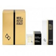 Alyssa Ashley Cofanetto Musk - Eau de Parfum 50 ml + Crema Corpo 250 ml