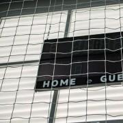 Предпазна мрежа за спортни зали 10 х 10 см.
