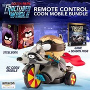 UBI Soft South Park: The Fractured But Whole PlayStation 4 Coon Mobile Bundle Edition