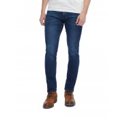 MUSTANG Oregon Tapered Jeans Indigo
